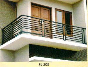 081218718975 - Model Balkon Rumah Minimalias 2 Lantai Modern Termurah