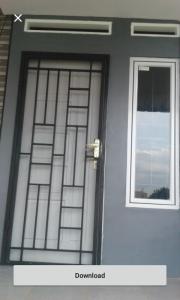 Harga Pintu Tralis Kawat Nyamuk Model Terbaru 081218718975